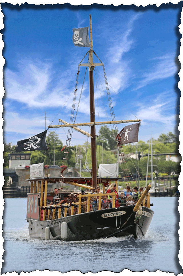 Pirates of Lewes Adventure Cruise